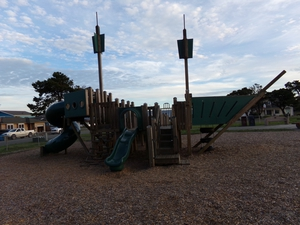 Picture of playground in Fraser Park